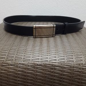 Authentic Vintage Mens Prada Belt